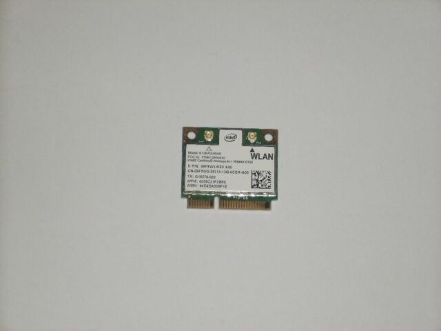9FXW0 Genuine Dell Wireless Card WiFi Inspiron N5110 Series for sale