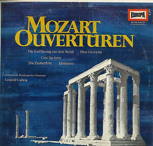 Mozart-overturen