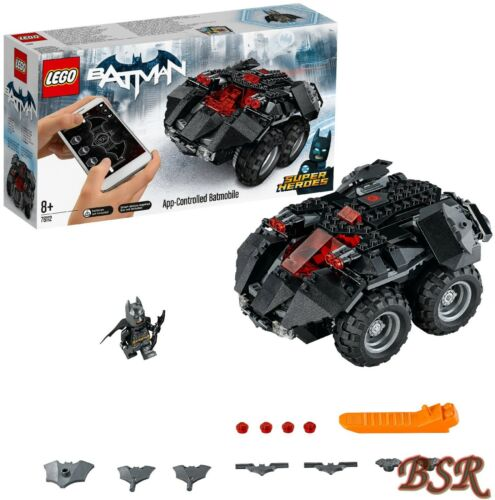 LEGO® 76112 App-Gesteuertes Batmobile /& NEU /& OVP /& 0.-€ Versand !