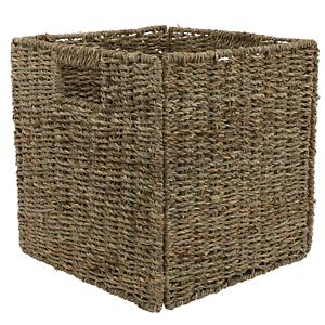 Clever Cube Storage COMPACT SEAGRASS NATURAL INSERT 270x280x270mm