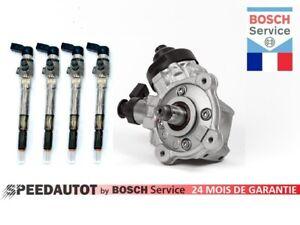 Remis-a-Neuf-Pompe-VW-Audi-2-0-Tdi-1x-03L130755-4x-Injecteur-0445116030