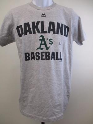 Gut Neu Oakland A's Athletics Herrengrößen S-m-l-xl-2xl Majestic Shirt Gute Begleiter FüR Kinder Sowie Erwachsene Fanartikel