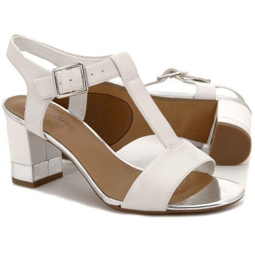 'smart Clarks 38 Pvp Blanco Zapatos Deva' 95 CZxwS