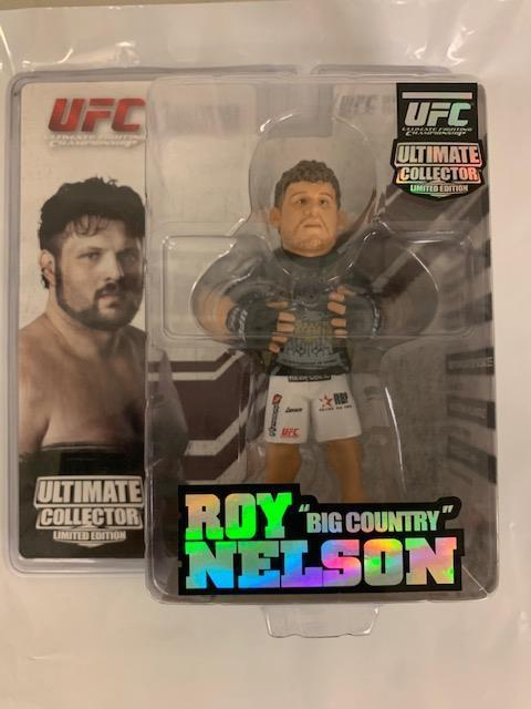 Roy Nelson Round 5 UFC Ultimate Collectors Series 8 Limited Edition Figure