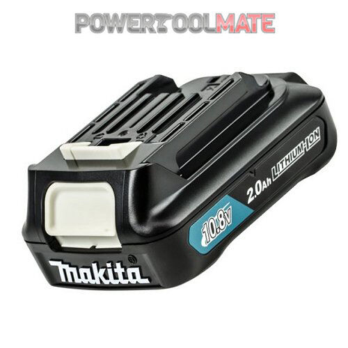 Genuine Makita BL1020B 10.8V CXT 2.0Ah Li-ion Slide Battery