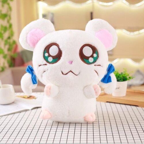 30cm Kawaii Big Eyes Plush Hamtaro Hamster Toy Stuffed Hamster Doll Toys