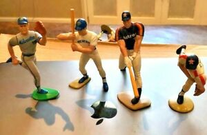 Hall of Famers1988-2000 Brewers Astros Starting Lineup Figure OPEN Molitor Yount