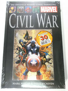 CIVIL-WAR-Hachette-Ausgabe-30-49-Hardcover-Z-0-1