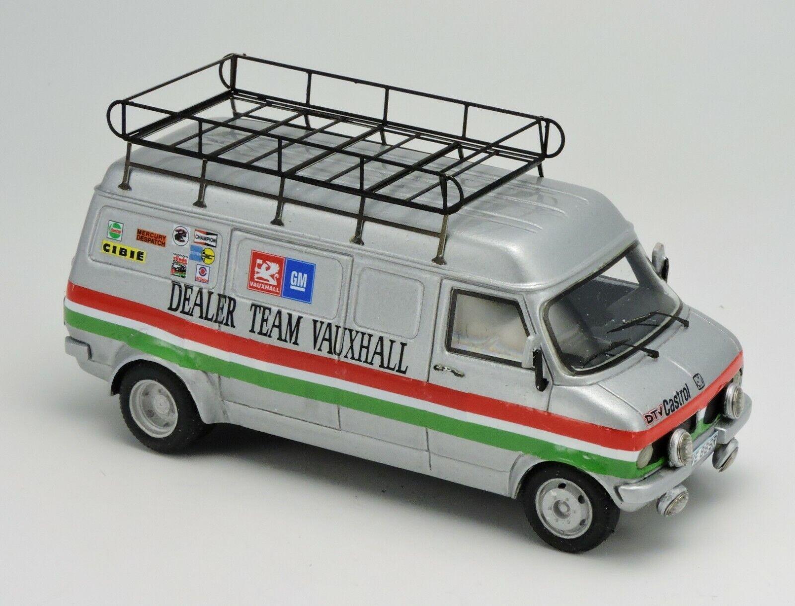 Kit Bedford Van service assistenza Dealer Team Vauxhall - Arena Models kit 1 43