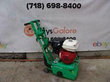 Edco Cpm8 9h Electric Concrete Scarifier Grinder Honda Motor Works Fine 2