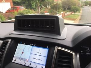 8 Switch Dash Mount to suit Ford Everest 8 Switches  PAINTED Factory Grey
