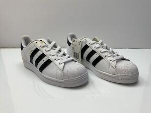 Adidas Superstar J Shoes Women's Size 5