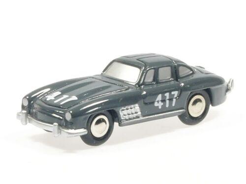 """Schuco Piccolo Mercedes 300 SL  # 417 /"""" Mile Miglia 1955/"""" # 50139400"""