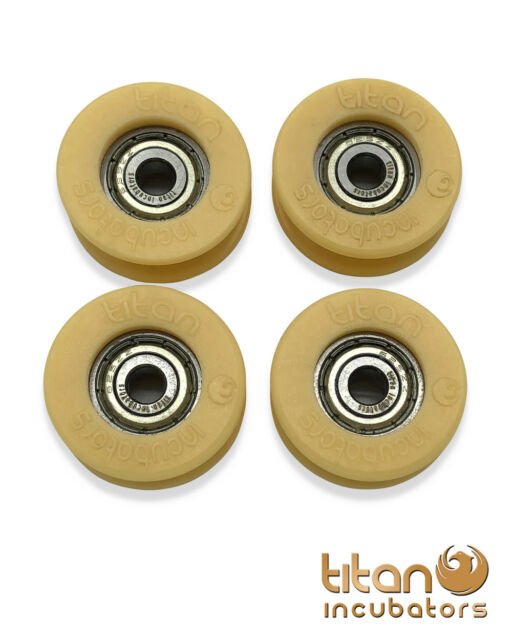 4 X Pulley for Titan Automatic Chicken House Door Openers