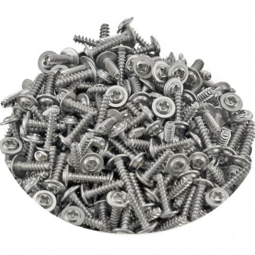 Details about  /M2 M2.2 M3 Pan Washer Head Flat Tail Phillips Self Tapping Screws 304 Stainless