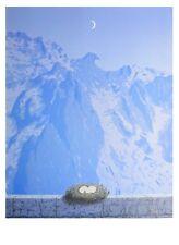 Rene Magritte Le Domaine d Arnheim Poster Kunstdruck Bild 100x70cm