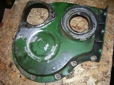 Vintage Oliver Super 55 Gas Tractor Engine Front Cover As Is 1956