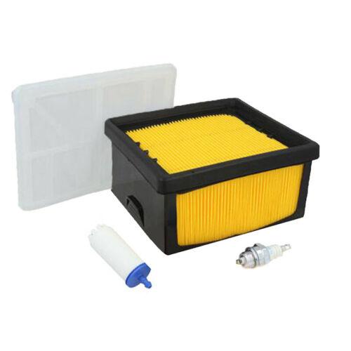 Air Fuel Filter Spark Plugs Set Kit Durable Accessory For Husqvarna K760 K770