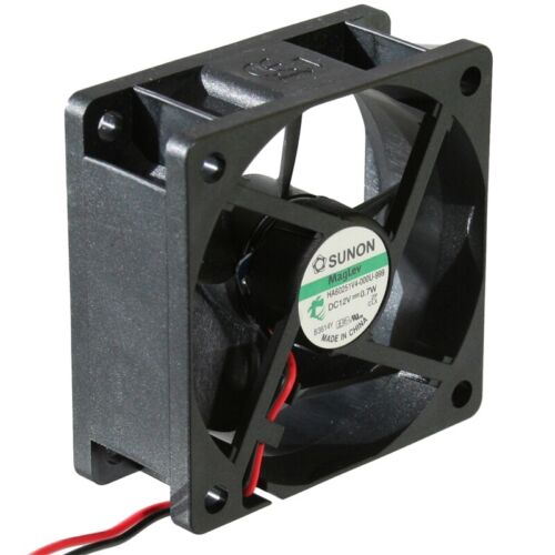Ha60251v4-1000u-a99 ventole assiale 60x60x25mm 12vdc 23,4m³//h fan di Sunon