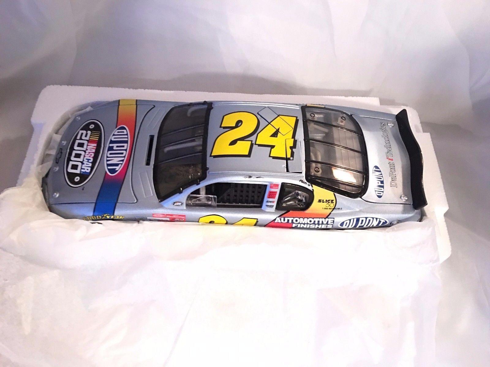 JEFF GORDON DUPONT NASCAR 2000  MONTE CARLO 1 18 18 18 'NEW'SEALED'MINT'CLASSIC 35fc39
