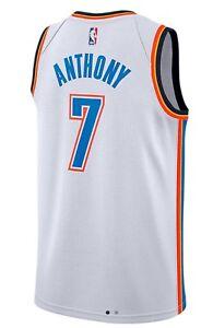 5bd553ba8b76 NEW TAGS Men s Nike Oklahoma City Thunder NBA Carmelo Anthony ...