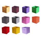 Storage Bin Closet Toy Storage Box Container Organizer Home Fabric Cube Basket