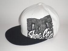 NEW Cap MOTO Snow BMX Skate Mens DC Shoes POTASH FLEX Hat Red Black S//M $30