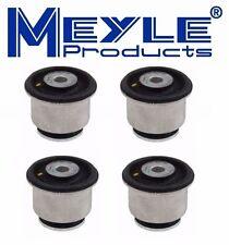 4 Meyle Suspension Control Arm Bushing Front Upper 0146100014 Mercedes W164 W251