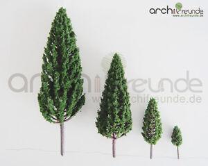 5 x Modell Baum - 16cm Kiefer für Landschaft  Modellbau Modelleisenbah<wbr/>n