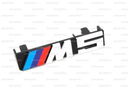New Genuine BMW M5 E34 Front Grille M Badge Logo Emblem 51142230389 OEM