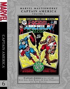Marvel-Masterworks-Captain-America-Volume-6-2012-Hardcover