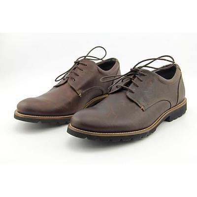 Rockport Colben Men US 9 Brown Oxford Blemish  18284