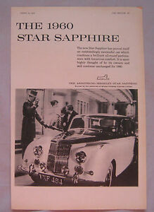 1959-Armstrong-Siddeley-Star-Sapphire-Original-advert-No-3