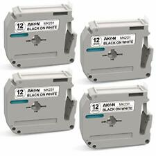 Aken Compatible Label Tape Replacement For Brother P Touch M Tape M K231s M23