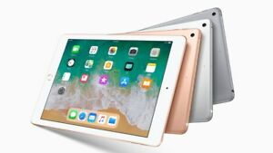 APPLE-IPAD-6TH-GEN-GOLD-SILVER-SPACE-GRAY-9-7-034-32GB-128GB-WIFI-LTE-CELLULAR-2018