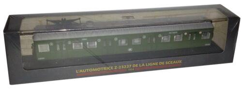 Automotrice Z-23237 Ligne Sceaux Modellino Statico H0 1//87 Atlas