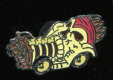 2016 Racers Cars Mystery Pirates of the Caribbean Skull Disney Pin