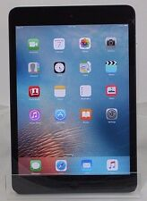 Apple iPad mini 1st Generation 16GB, Wi-Fi, 7.9in - Black & Slate, (03-7E)