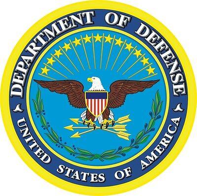 Army 95th Infantry  Men of Metz  Window Wall Vinyl Decal Sticker Military U.S