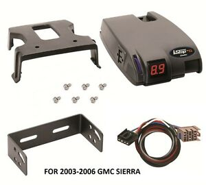 image is loading 2003-06-gmc-sierra-draw-tite-electronic-trailer-