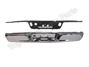 New Rear Step Bumper Chrome For Dodge Ram 1500 3500 2003-2009 CH1102371 2500