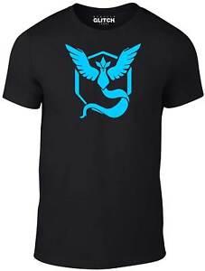 Kids-Team-Mystic-T-Shirt-funny-t-shirt-retro-gamer-anime-go-game