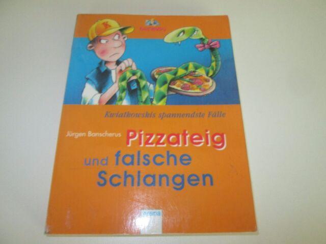 Pizzateig und falsche Schlangen - Kwiatkowskis spannendste Fälle / #f05