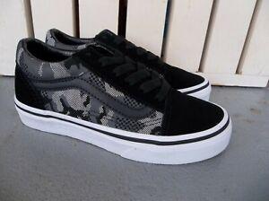 Venta anticipada Pesimista impulso  Nuevo Con Etiquetas Niños/Jóvenes Vans Old Skool (Camuflaje)  Zapatillas/zapatos talla 13. a estrenar para 2021!   eBay