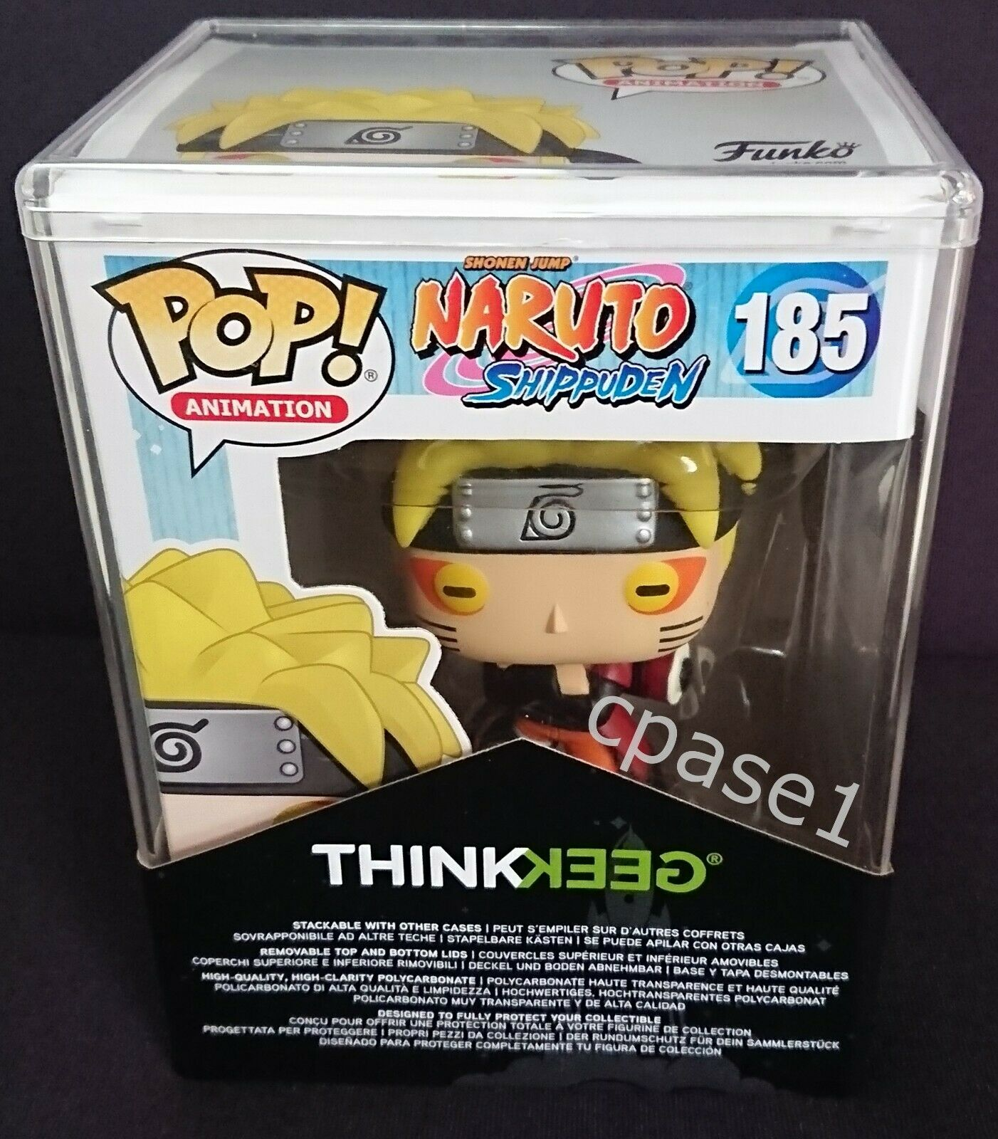 Diverdeimentoko  POP Naruto Sage Mode 185, in caso di visualizzazione Premium  sconto