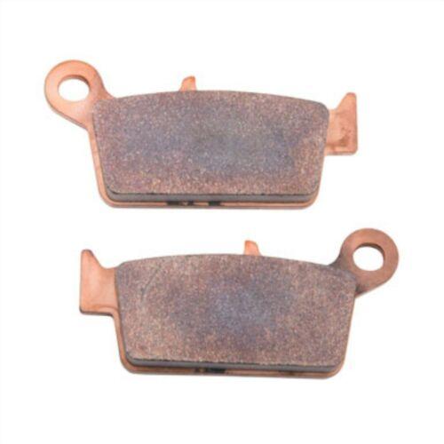 Sintered Metal REAR Pads TSP1 KAWASAKI KX250 1995–2007 Tusk Brake Pad