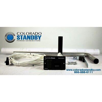 NEW Cummins Onan RV QG Install Kit For 5 5 And 7 0 KW Generators HGJAB HGJAA EBay