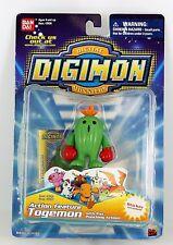 Digimon: TOGEMON Action Feature Figure + Poster & Sticker Bandai NIP