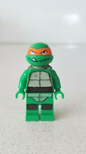 LEGO-Teenage-Mutant-Ninja-Turtles-Michelango-MiniFigure-New-Without-Box