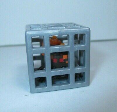 """Minecraft Mini-Figures Obsidian Series 4 1/"""" Slime Cubes Trio Figure Mojang"""